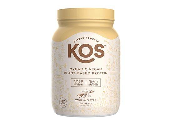 KOS Organic Plant Based Protein Powder – Raw Organic Vegan Protein Blend