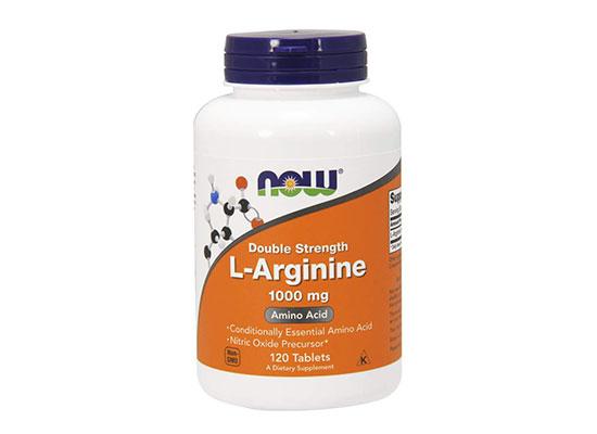 NOW – L-Arginine 1000 mg Tablets