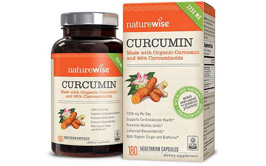 Turmeric Curcumin with BioPerine and Ginger by FineVine