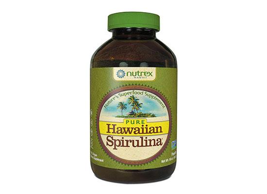 Pure Hawaiian Spirulina Powder