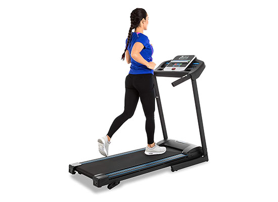 TR150 Folding Treadmill by XTERRA Fitness