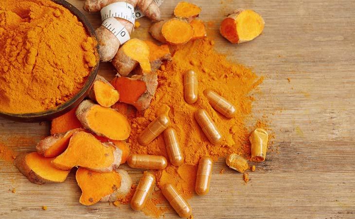 Health Benefits of Turmeric Pills