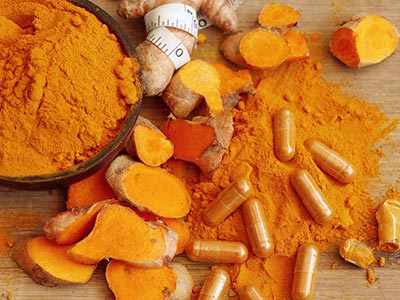 Turmeric Pills Regulate Metabolism
