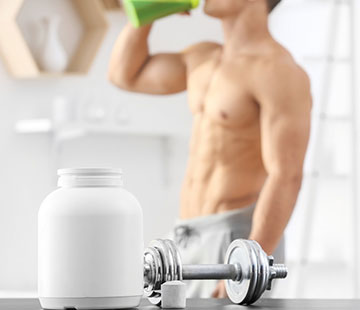 BCAA for Muscle Building