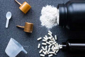BCAA Supplements In Powder and Capsule Form