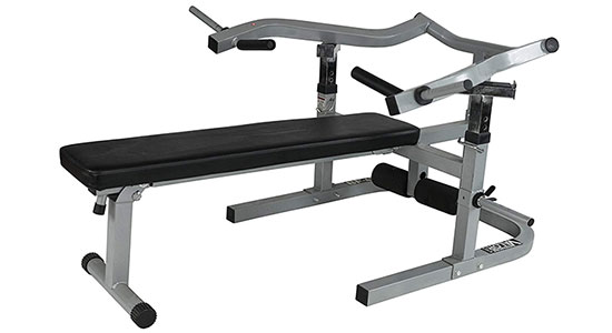 BF-47 Inclined Bench Press by Valor Fitness
