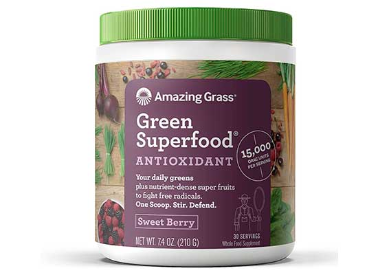 Green Superfood Antioxidant by Amazing Grass