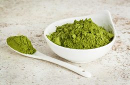 Green Powder Superfood Powder