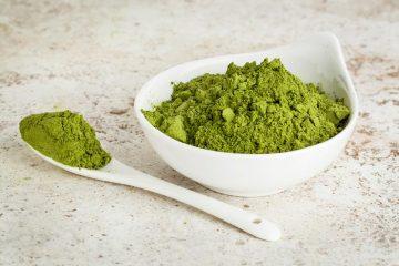 Green Powder Superfood Powder
