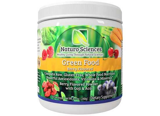Green Food by Naturo Science
