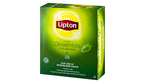 Lipton Green Tea as Appetite Suppresant