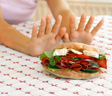 Refusing Food Reducing Appetite