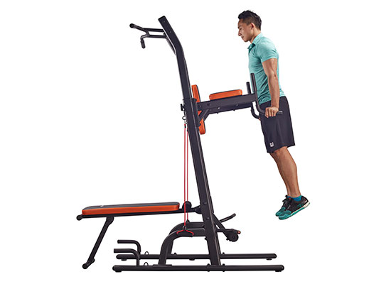 Harison Power Tower For Fitness