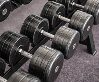 Durable Dumbbell Weight Rack
