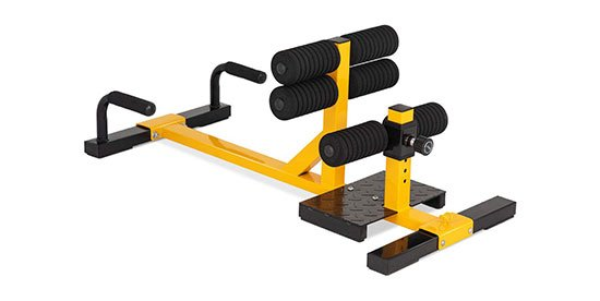 Goplus 3-in-1 Multifunctional Squat Machine