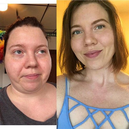 Ashley Jagla Weigh Loss Journey